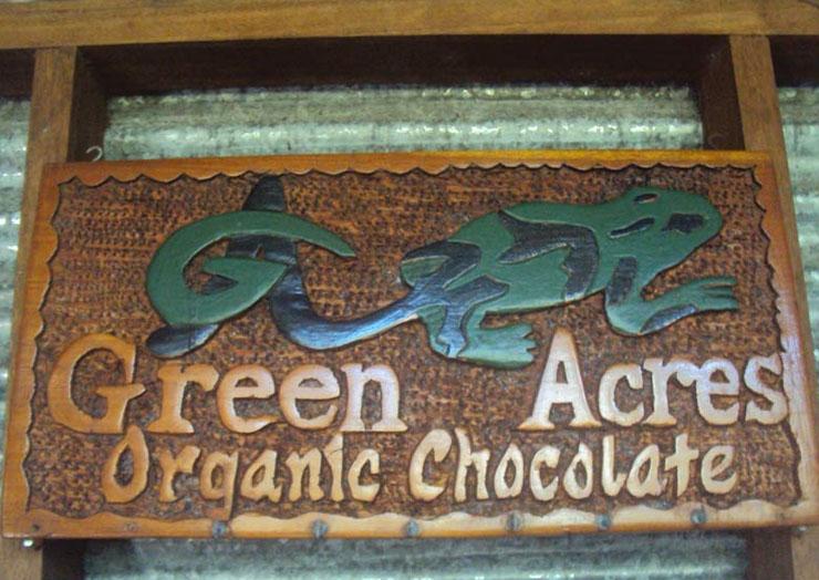 organic chocolate panama