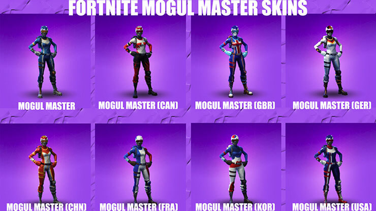 All Christmas Skins Fortnite.Here S A Look At Every Single Fortnite Skin