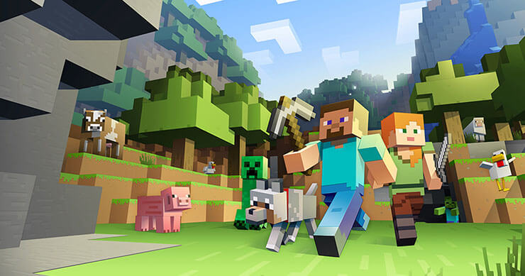 10 Alternative Games Like Minecraft