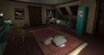The Game Gone Home: Interactive Story Experience ></a><a href=