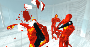 Superhot VR: A Phenomenal Shooter Game></a><a href=