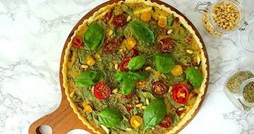 A Delicious & Versatile Vegan Quiche Recipe></a><a href=