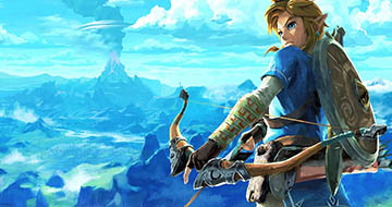 The Legend of Zelda Breath of the Wild: Best Open World Design (Zelda News)></a><a href=