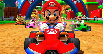 Super Mario Kart Tour Is a Fun Game (It Isn't a Full-Fledged Mario Kart Title)></a><a href=