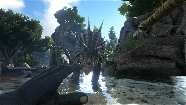 Ark Survival Evolved Content