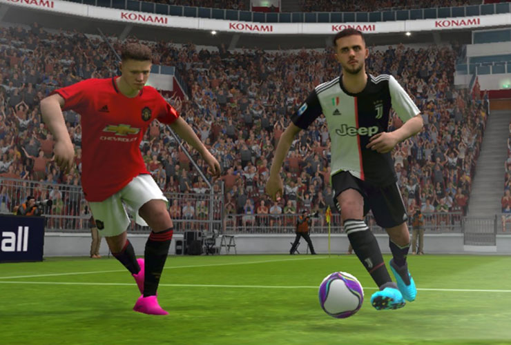 PES 2020 First Impressions