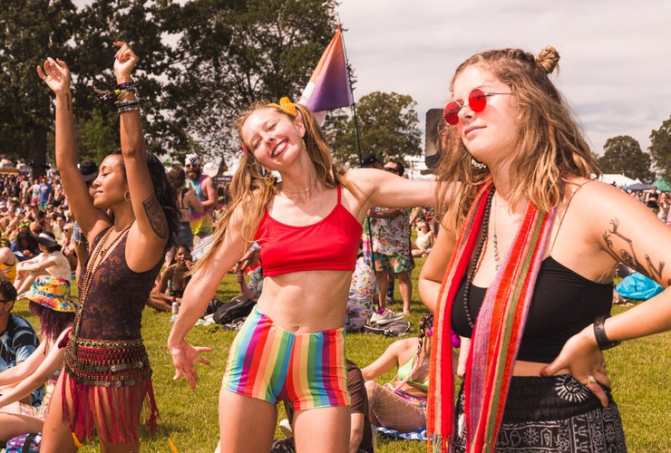 surviving your first music festival