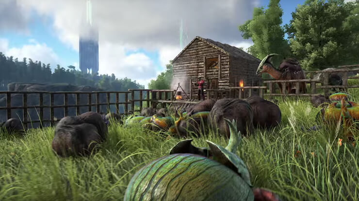 8 Reasons Why ARK Survival Evolved Is Worth Playing In 2018
