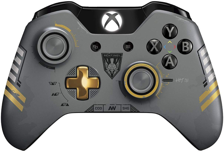 cod advanced warfare controller