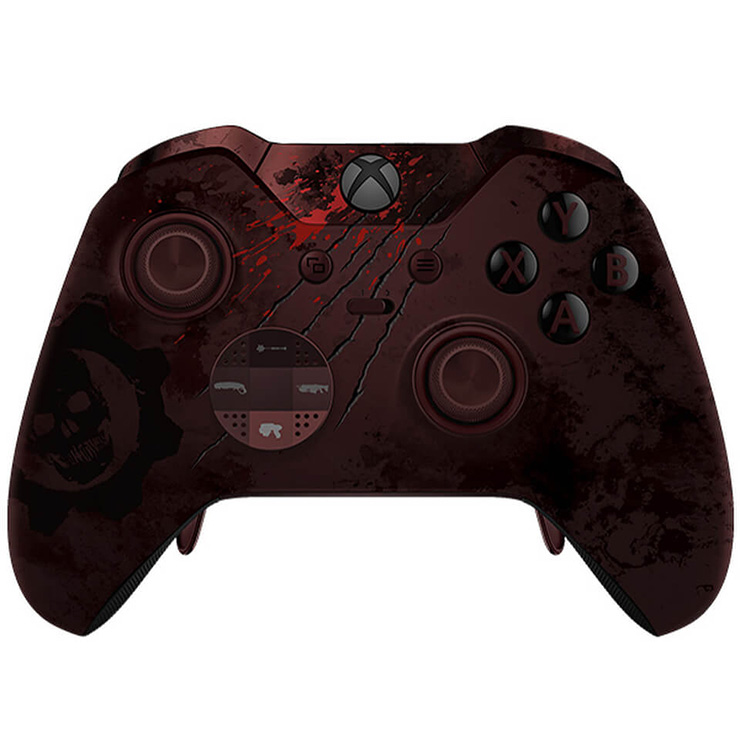 gears 4 elite controller