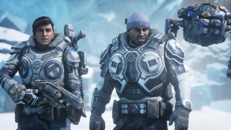 gears 5 gaming