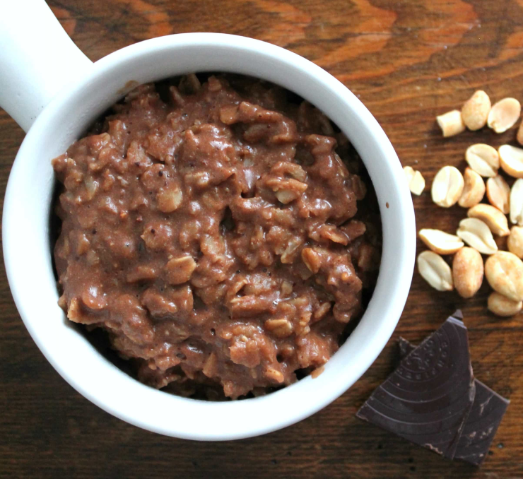 otameal chocolate peanut butter