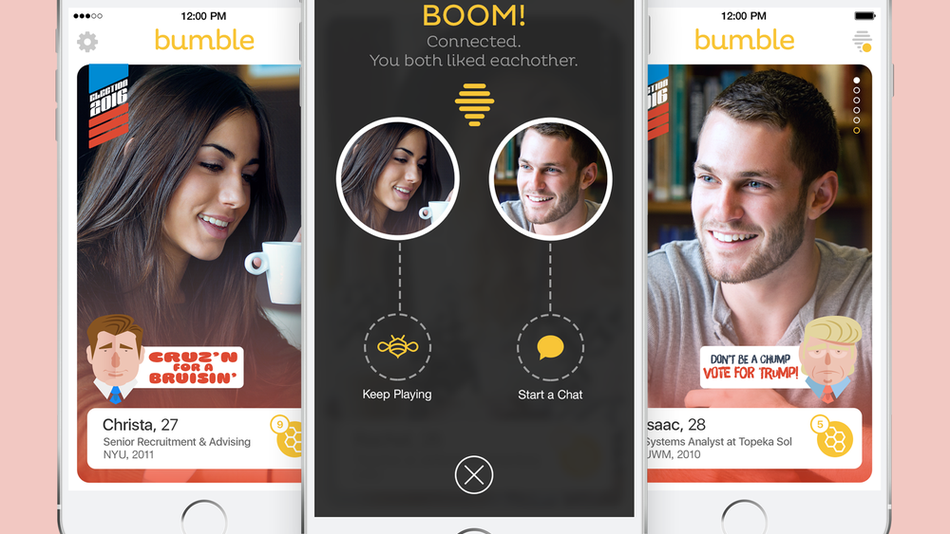 online dating bumble izlazi s crncem yahoo