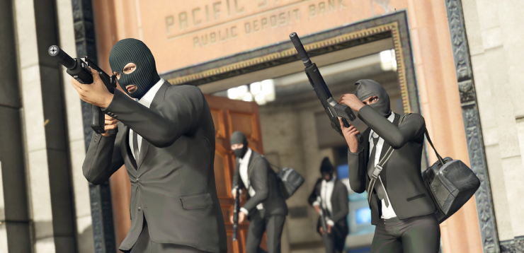 take on some heist
