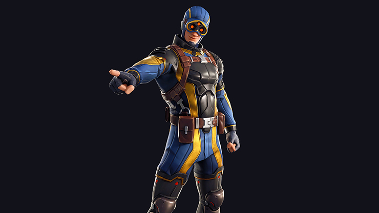 axiom fortnite skin