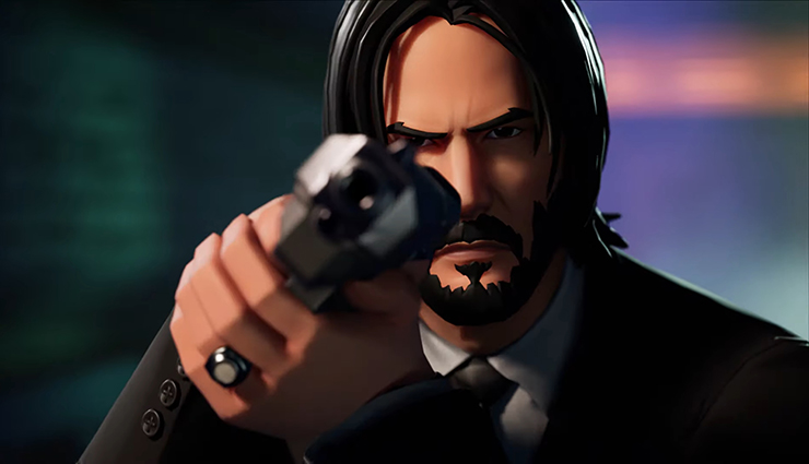 john wick fortnite skin
