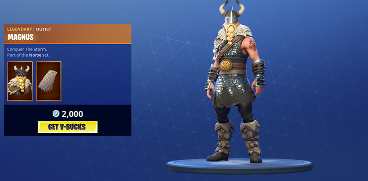 magnus fortnite skin