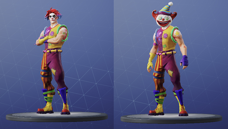 nite nite fortnite skin