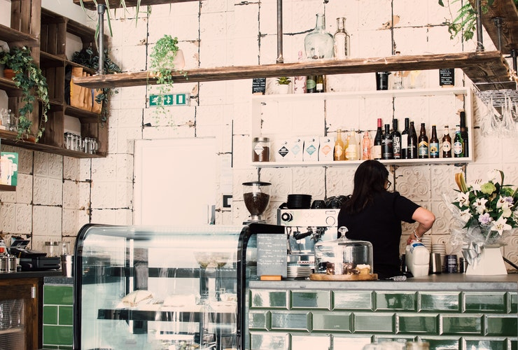 cafe business