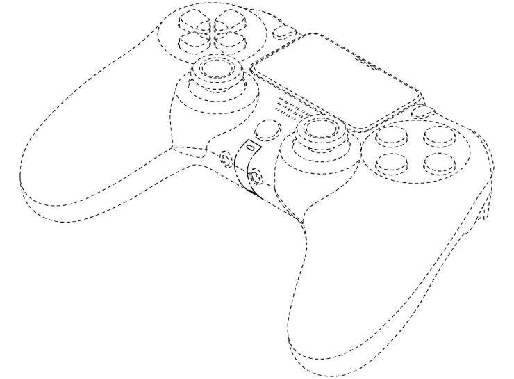 dualshock 5 design
