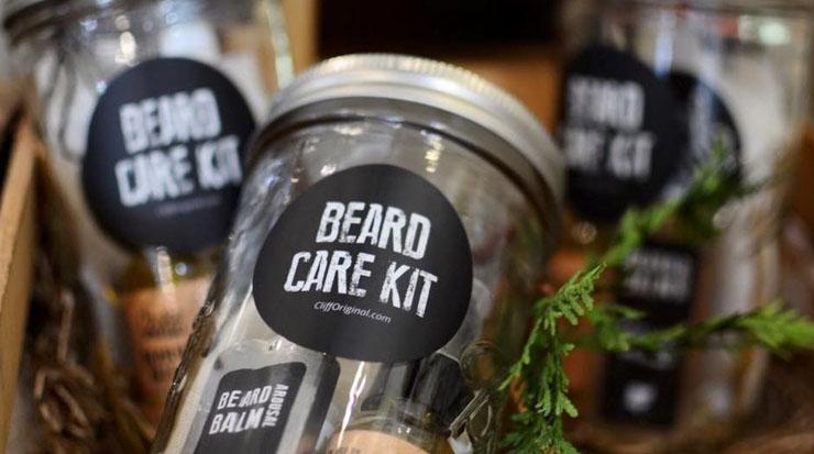 mason jar gift kits