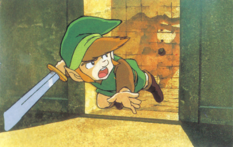 miyamoto zelda games