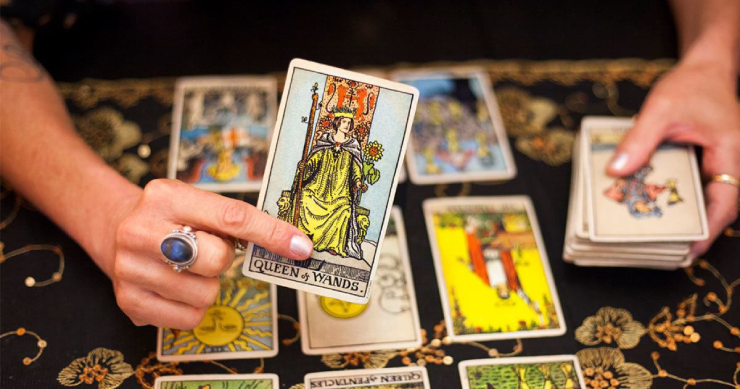 tarot cards guide