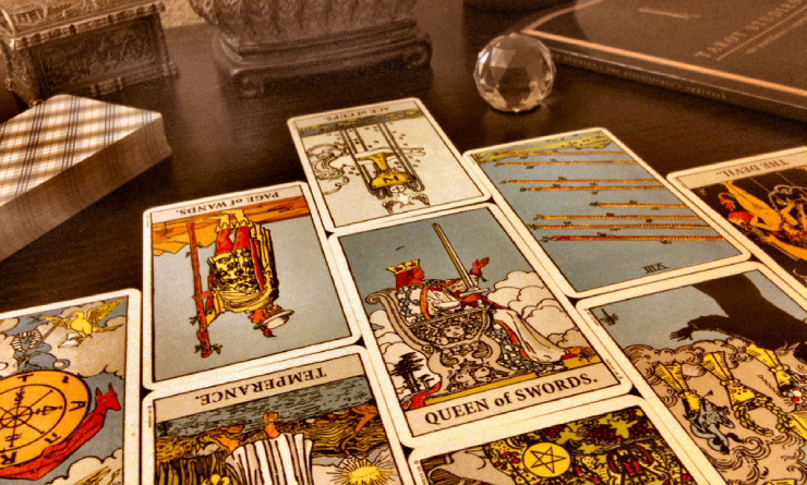 what are tarot cards