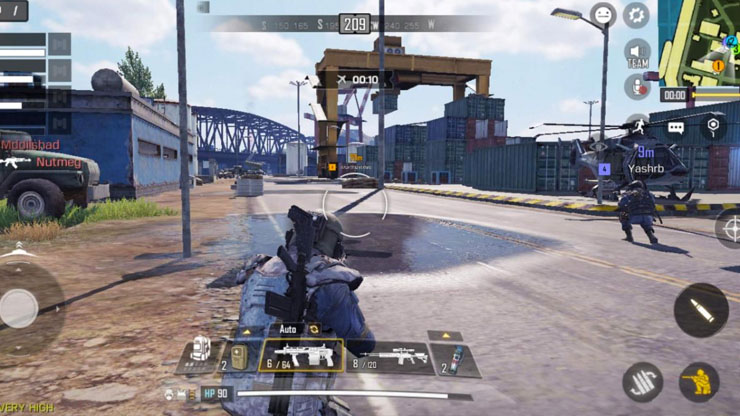 cod for mobile