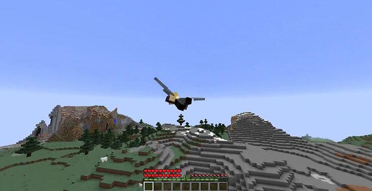 elytra glider