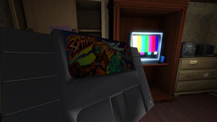 gone home street fighter