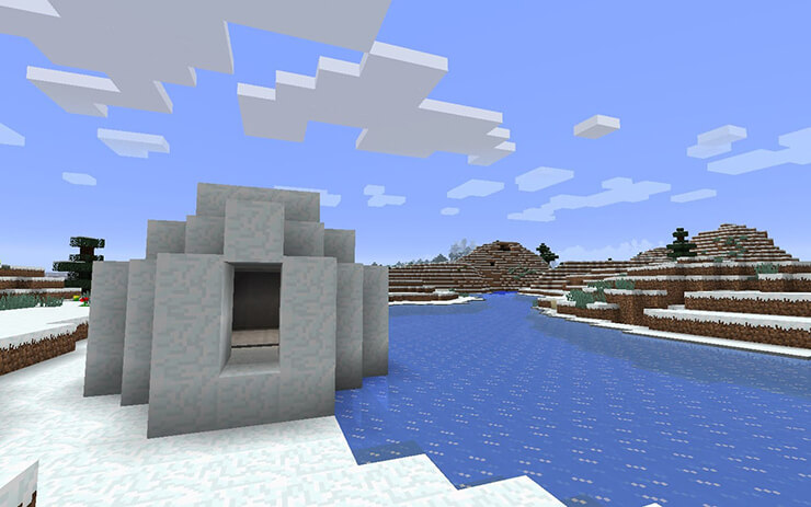 igloo spawn seed