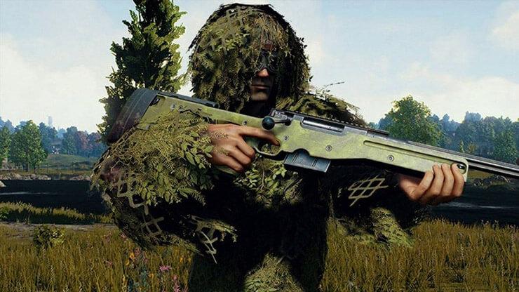 best pubg sniper