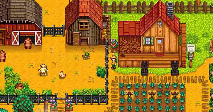 stardew valley mods