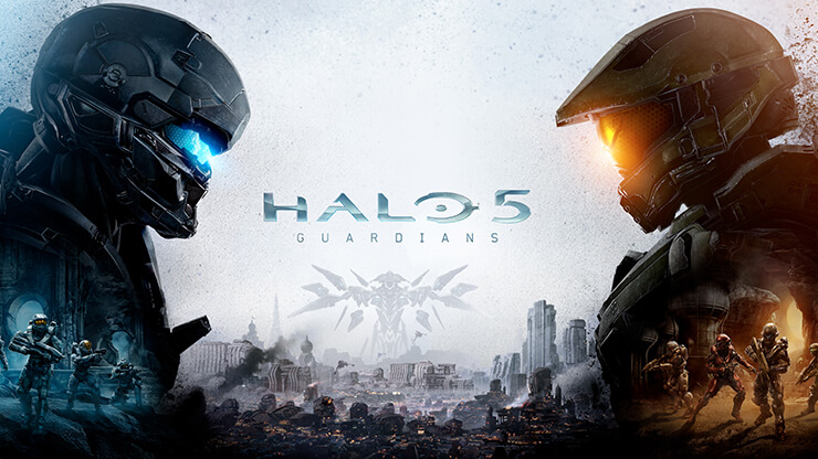 halo 5 and halo wars