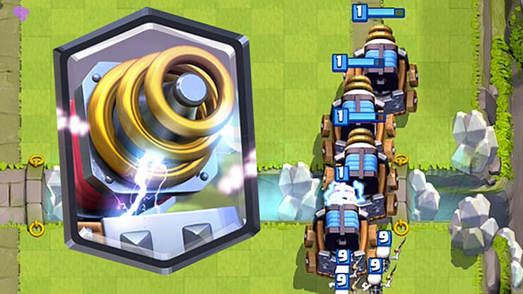 clash royale sparky deck