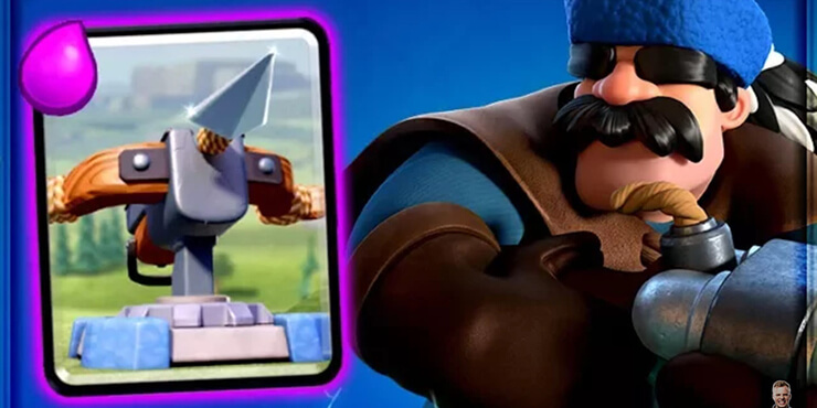 clash royale deck xbow beatdown
