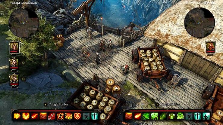 8 Isometric RPG Games Like Pillars of Eternity 2: Deadfire