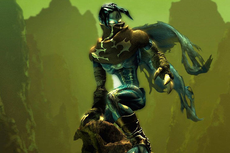 legacy of kain soul reaver I and II