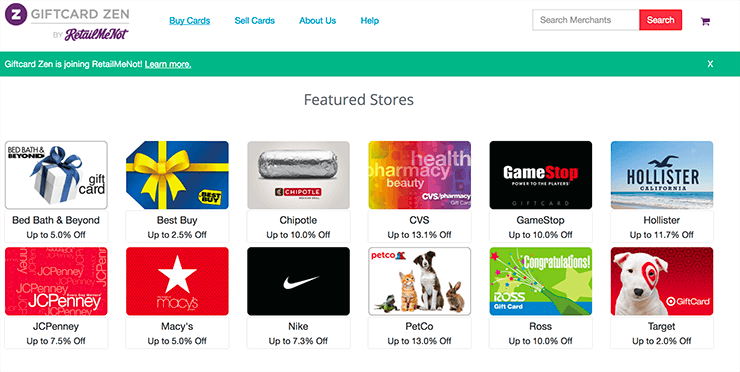 11 Best Sites to Buy Gift Cards Online (Discount Gift Cards)