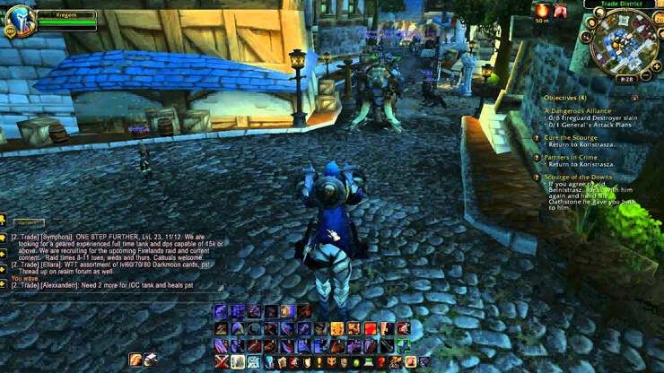 world of warcraft game Addicting Video Games