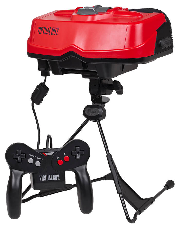 virtual boy display