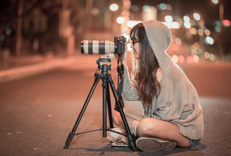 photography skills