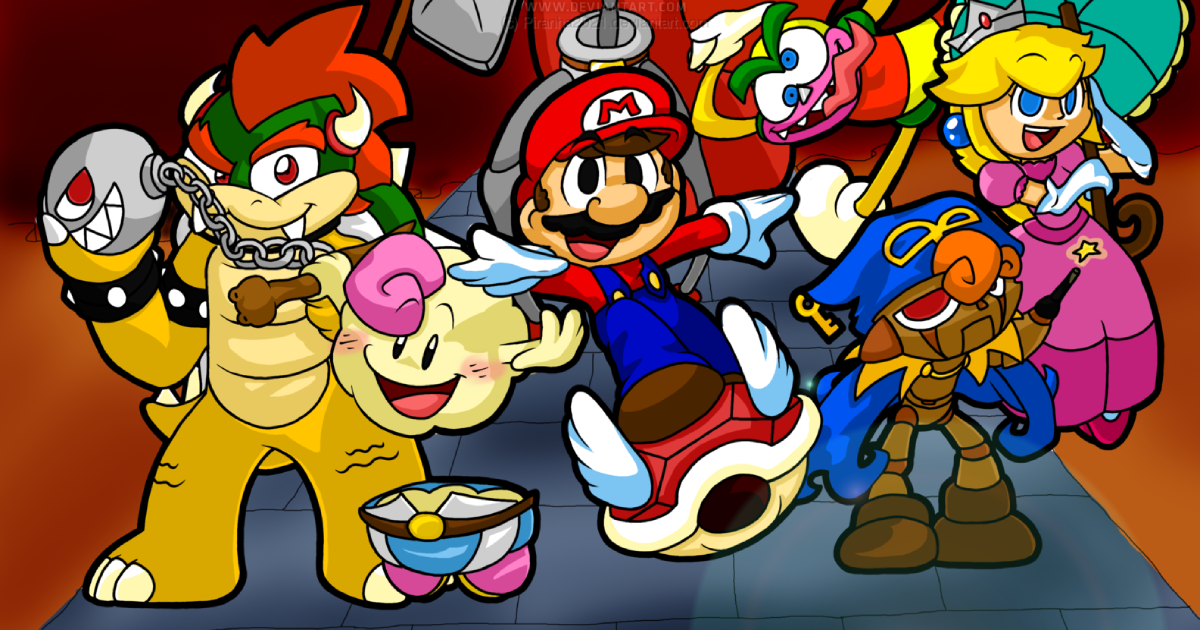 All You Need To Know About Super Mario Rpg Legend Of The Seven Stars