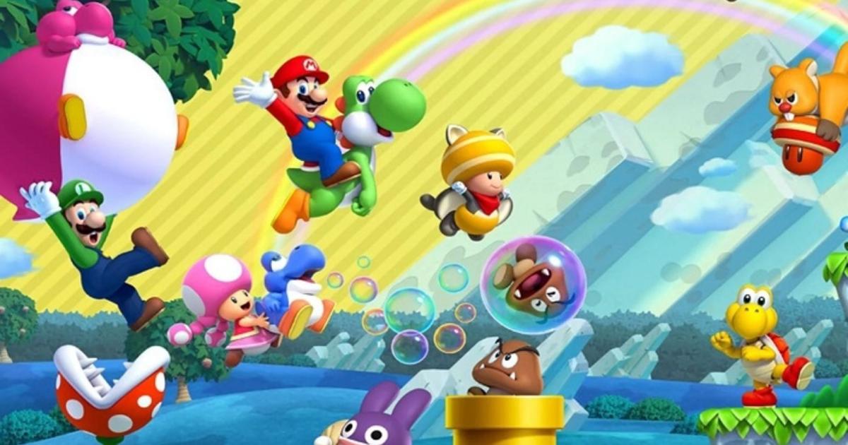 20 Fun Facts About Super Mario World></a></div><div class=