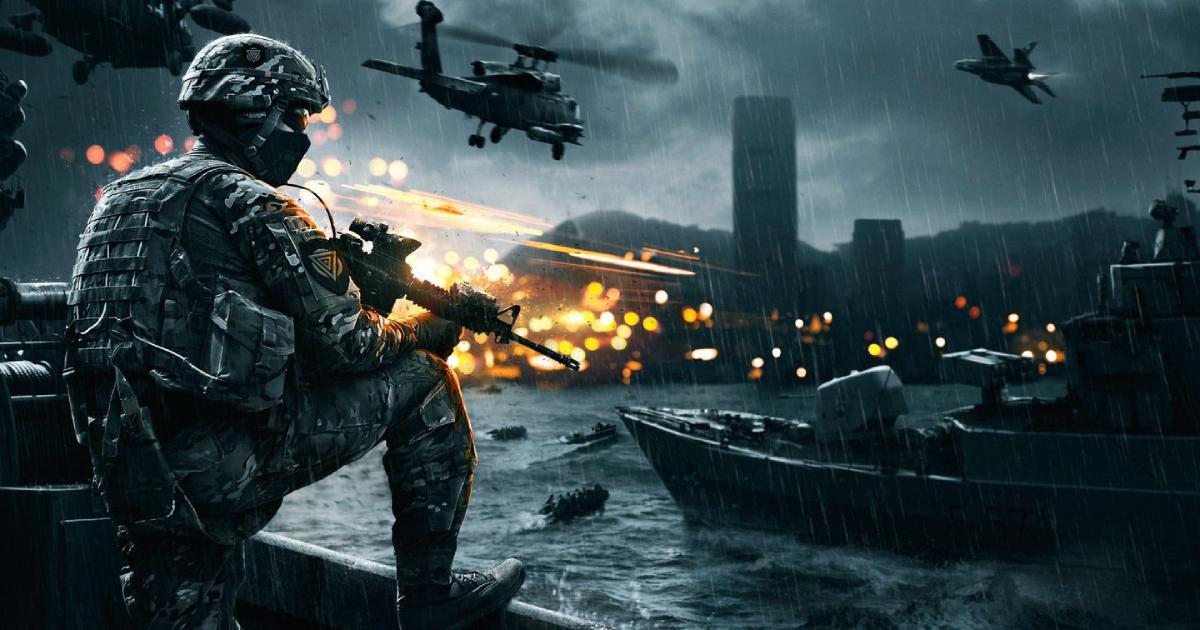 Battlefield 4: The Best Battlefield Of Them All></a></div><div class=