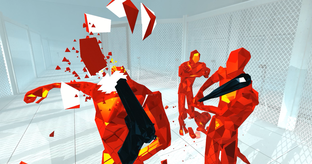 Superhot VR: A Phenomenal Shooter Game