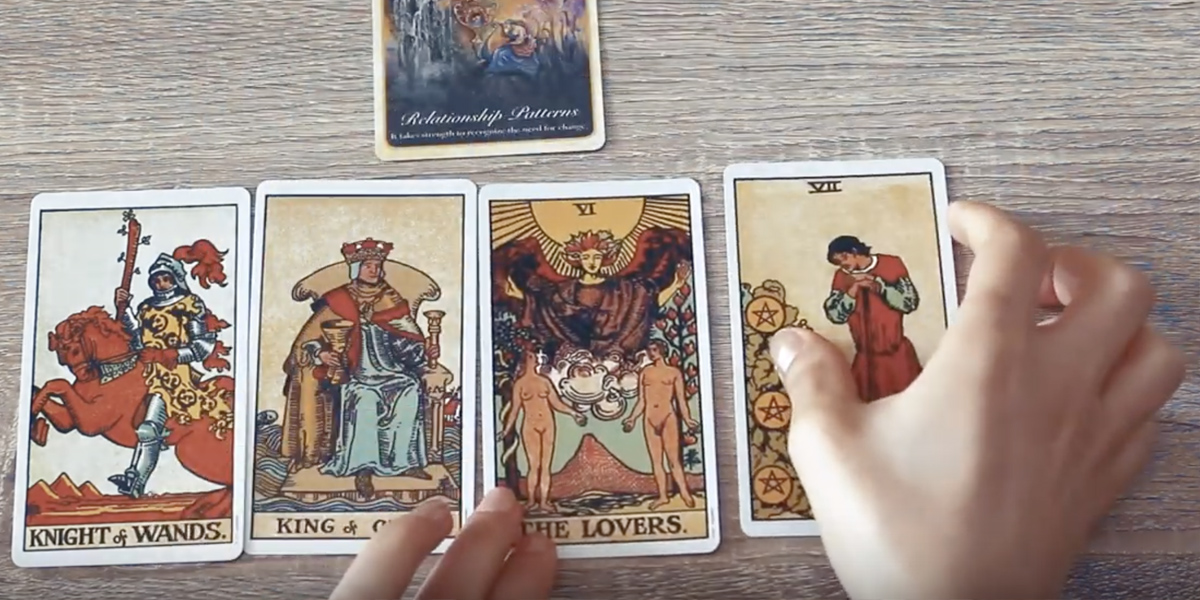 What Are Pick A Card Readings? (Tarot Cards)