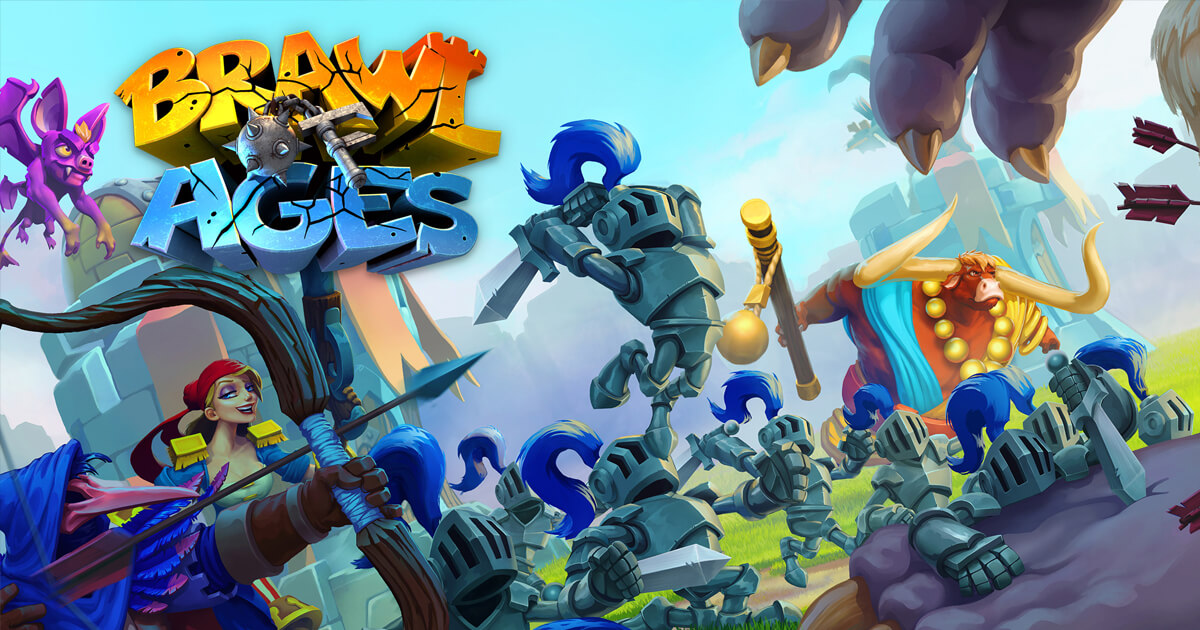Free Steam Games: Brawl Of Ages Launches></a><a href=
