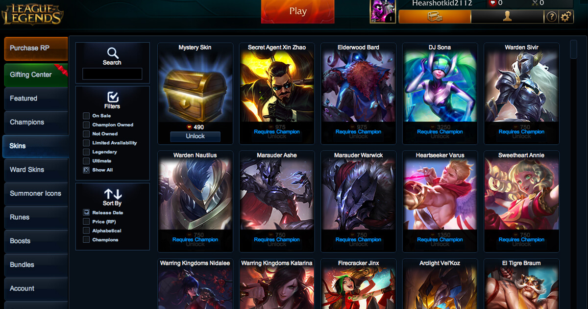 How Much Money are Players Spending on League of Legends?></a><a href=